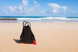 Cheaps snorkel fins Australia