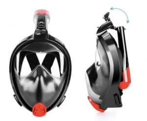 Full face snorkel mask reviews