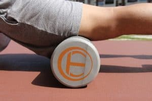 Foam roller for rehab, physio, and fitness