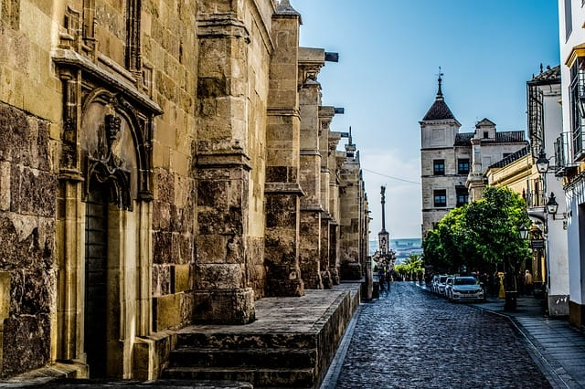 Cordoba Spain Itinerary